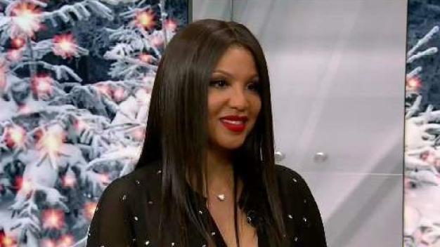 Toni Braxton on 'Every Day is Christmas'