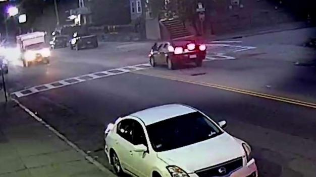 Video of Worcester Pedestrian Crash Released