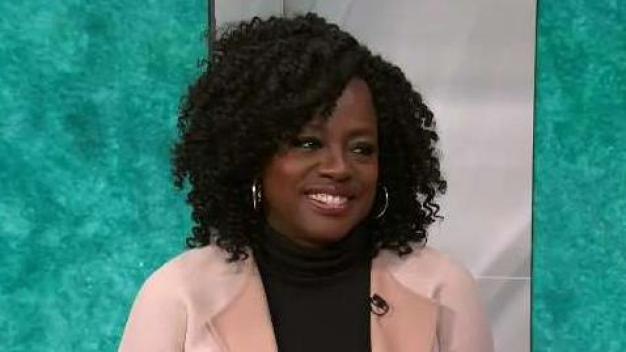 Viola Davis Gets Personal