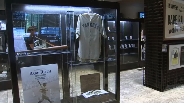 Babe Ruth Road Jersey Sells for $5.6M, Breaks Record