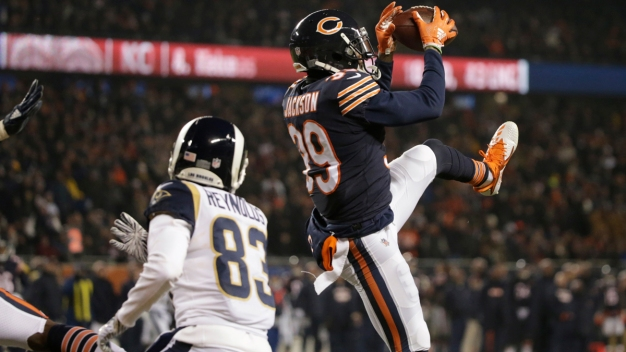 Goldman, Dominant Defense Leads Bears Over Rams 15-6