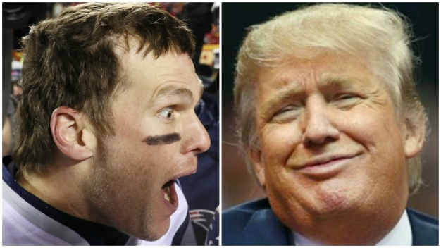 Are Tom Brady and President Trump Friends Again?
