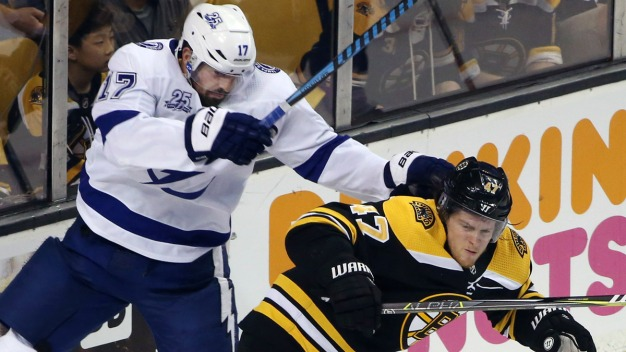 Krug Out for Season With Ankle Injury