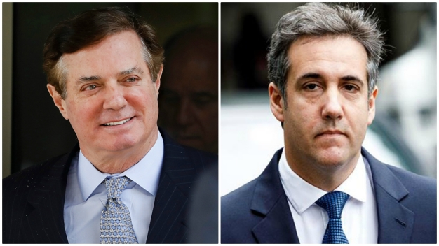 'Not a Witch Hunt': Lawmakers React to Manafort, Cohen News