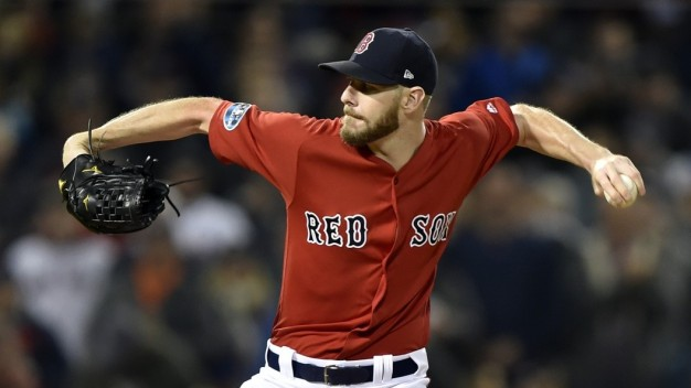 Red Sox Ace Chris Sale Released From Hospital