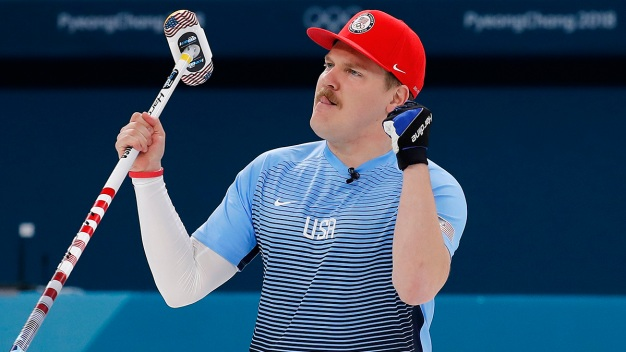 Men's Curling: Team USA Gets Crucial Win Over Canada