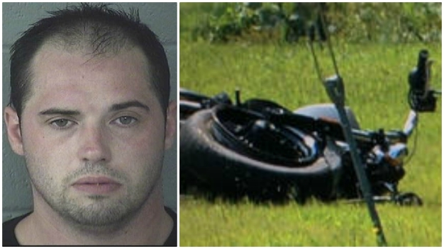 Alleged OUI Driver in Fatal Motorcycle Collision Faces Court