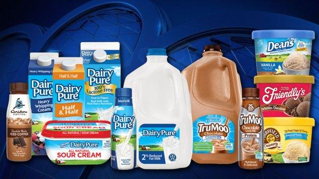 No. 1 Milk Company, Parent of Friendly's Ice Cream, Declares Bankruptcy