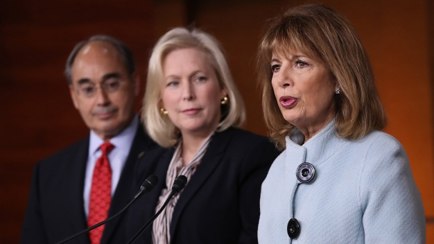 56 Dems Ask House to Investigate Trump Sexual Misconduct