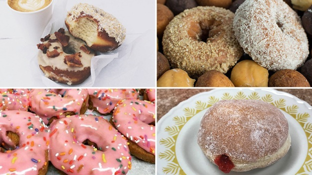 The Final 4: Vote for Boston's Best Doughnut Shop