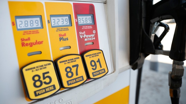 Gas Prices Down 2 Cents This Week
