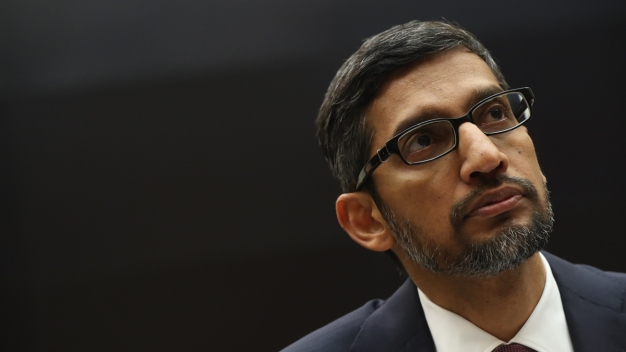 Hints of Democratic Agenda as Google CEO Testifies