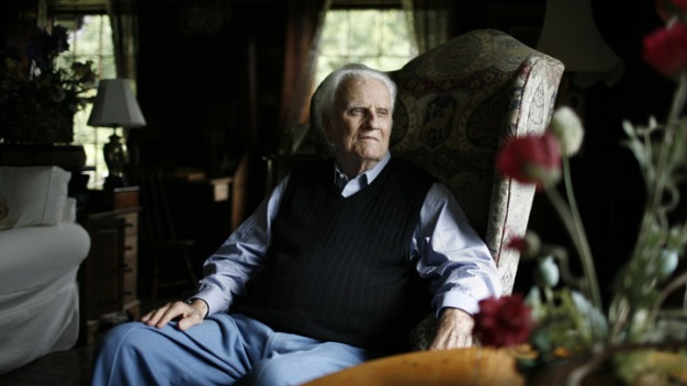 Billy Graham Went From Tent Revivals to White House