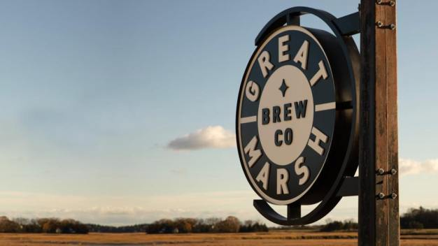 Great Marsh Brewing Company Opens in Essex