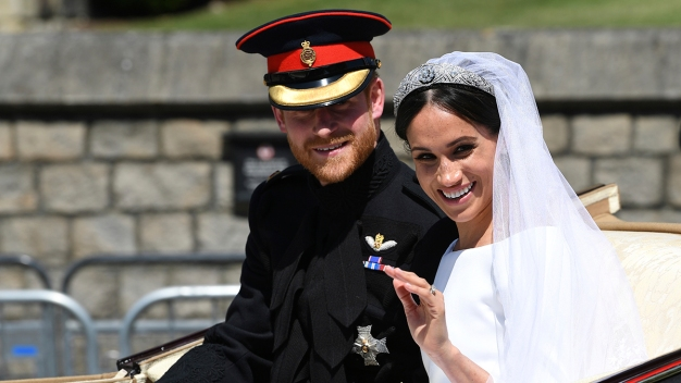 Inside Prince Harry and Meghan Markle's Honeymoon in Africa