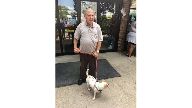 Man Who Adopted Dog With Heart Murmur: I Have One Too!