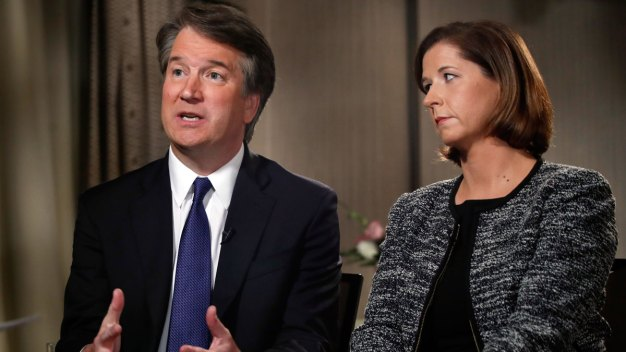 Kavanaugh Says He Has 'Never Sexually Assaulted Anyone'