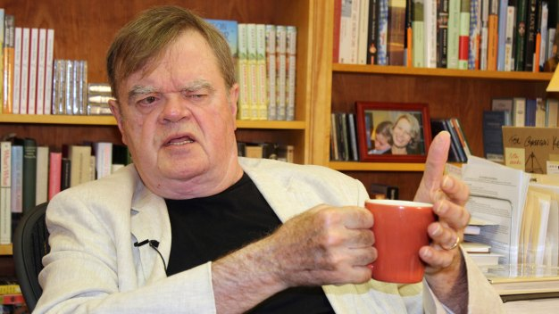 Keillor Back in Spotlight After Sexual Misconduct Allegation