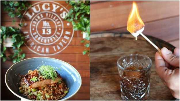 New Fall Menu at Lucy's American Tavern