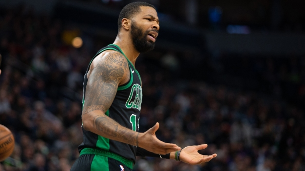 Morris Rips Celtics After Loss to Clippers
