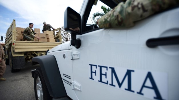 New Law Requires Audit of Failed FEMA Hurricane Contracts