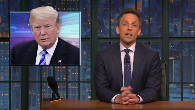 'Late Night': A Closer Look at Trump's Spying Claims