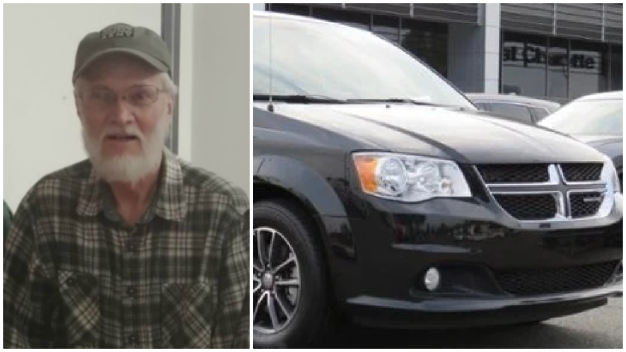 Silver Alert Issued for Missing Man With ALS