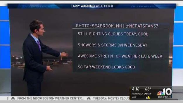 Great Stretch of Weather Continues in New England