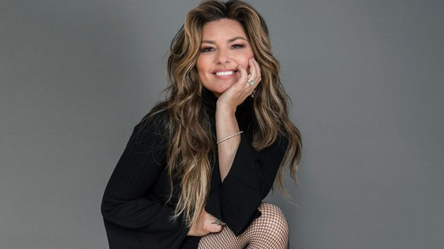 Shania Twain Set to Party Again in Vegas With New Residency