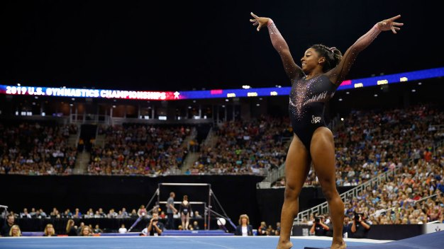 Simone Biles on USA Gymnastics' Promise for Reform: 'Talking Is Easy'}