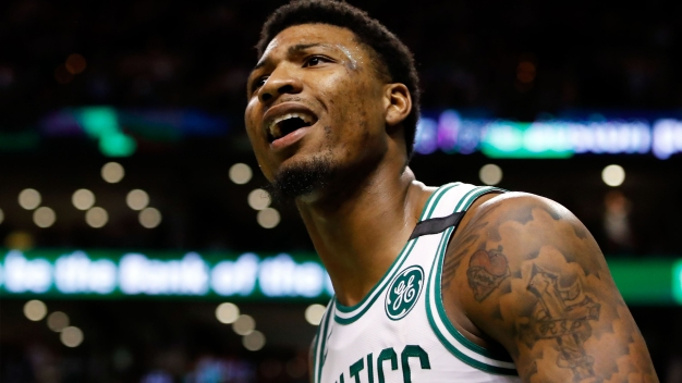 Marcus Smart Re-signs With Boston Celtics