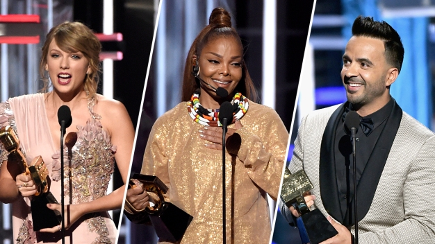 See It: The Complete List of Billboard Music Award Winners