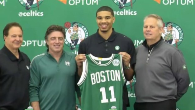 Celtics on Tatum: 'Can Take Us to the Next Level'