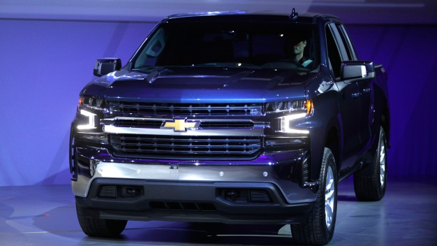 GM Outpacing Ford in Pickup Sales for First Half of 2018