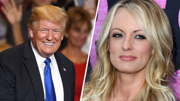 Trump Lawyers Seek to Toss Stormy Daniels' Lawsuit