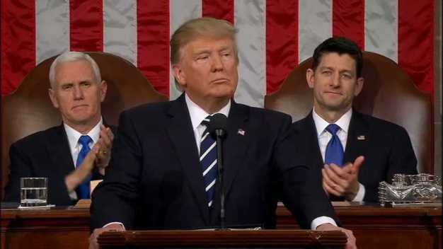 Trump Adds Confusion as Congress Strains to Avert Shutdown