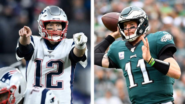 Super Bowl Rematch Makes Patriots' Brady Look at Past and Future