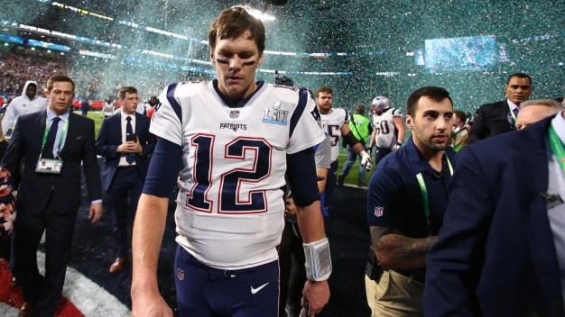 Tom Brady is Already Over Last Week's Super Bowl Loss