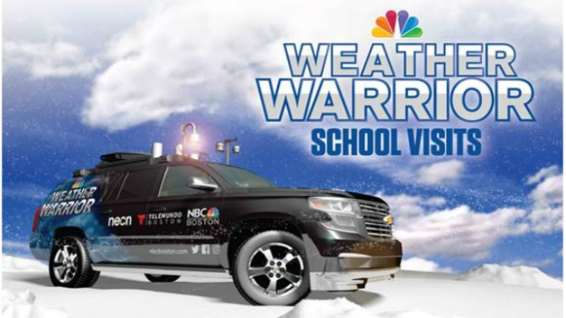 Upcoming Weather Warrior Appearances