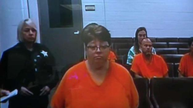 NH Woman Returns From Fla. to Face Charge of Killing Mother