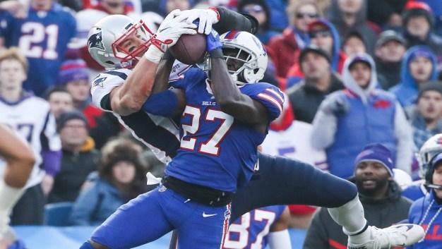 Bills' Player Calls Gronk 'Dirty,' Suspension 'a Joke'