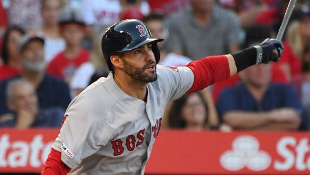 Red Sox Star J.D. Martinez Reportedly Won't Opt Out of Contract in 2019