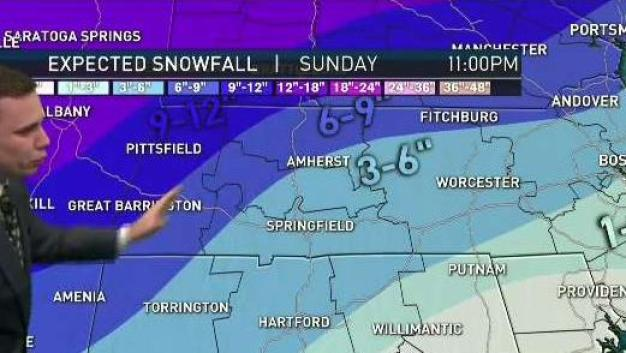 Sunday Will Be a Mess With Ice and Heavy Rain