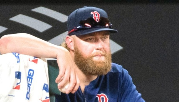New Red Sox Starter Andrew Cashner Has a 'Beard Clause' in His Contract