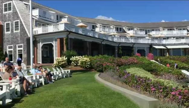 New England Shares: Chatham Bars Inn