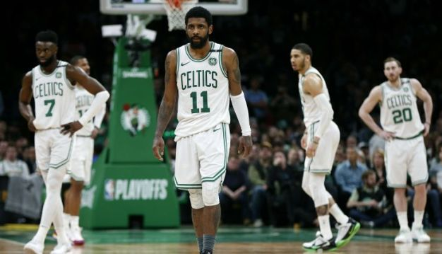 VOTE: Do You Want Kyrie on the Celtics Next Season?