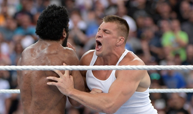 Gronk's Friend Expects to See Pats Star in WWE Ring