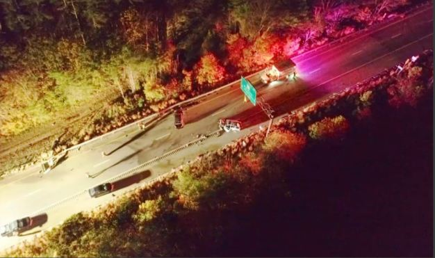Teen Killed in Early Morning Crash in Wareham