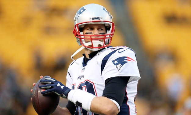 Brady: Pats Had 'Tough Conversations' After Steelers Loss