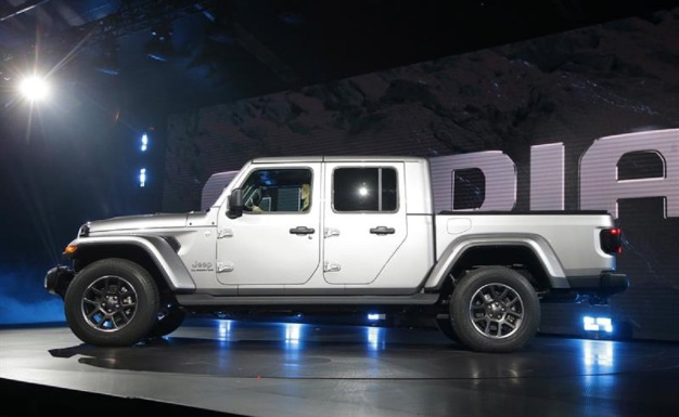 Meet the New Jeep Truck